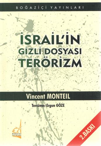 İsrail'in Gizli Dosyası Terörizm