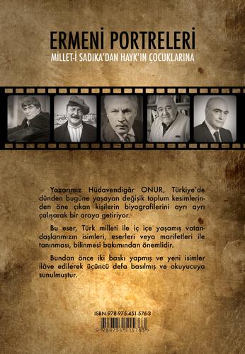 Ermeni Portreleri - Millet-i Sadıka'dan Hayk'ın Çocuklarına