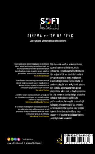 Sinema ve TV'de Renk (A'dan Z'ye Dijital Sinematografi ve Renk Düzenleme)